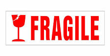TOP Selling FRAGILE RED Self Inking Rubber Stock Stamp 9012 with Glass picture