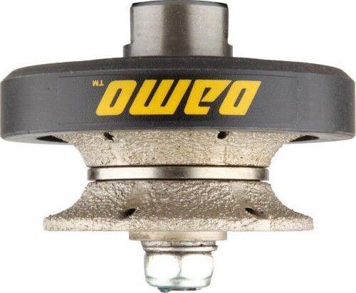 "3//4/"" Bullnose Diamond Hand Profiler//Router Bit for Granite Countertop DAMO V20"