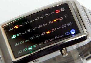 The-matrix-intercrew-Teana-Star-Led-watch-Horloge