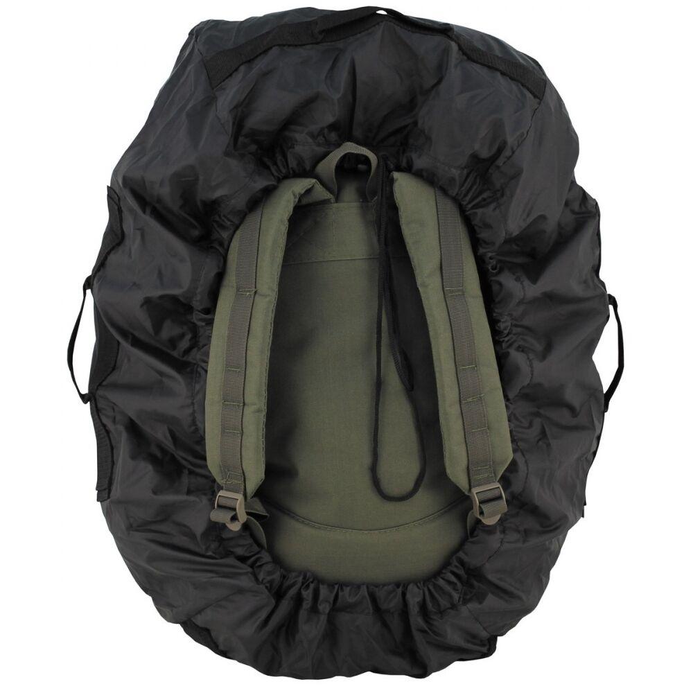 Fox Outdoor rucksacküberzug TRANSIT I Noir 80-100L Etanche Etanche Etanche Protection anti-pluie 970046