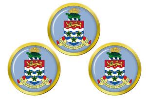 Caimans-Iles-Marqueurs-de-Balles-de-Golf