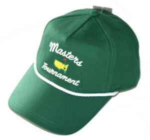 18080fa3770 Image is loading 2019-MASTERS-GREEN-RETRO-Golf-HAT-from-AUGUSTA-