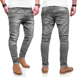 a141518c2f35e0 Das Bild wird geladen BEHYPE-Jeans-Herren-Roehrenjeans-Destroyed-Chino -Hose-Grau-