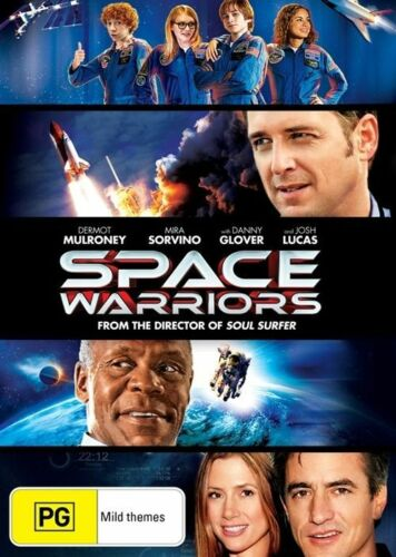 1 of 1 - Space Warriors (DVD, 2014) R4 BRAND NEW SEALED - FREE POST!