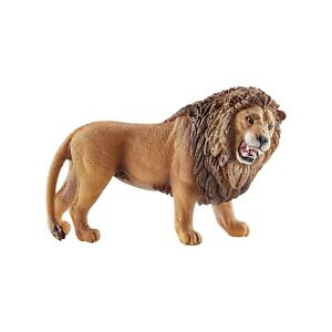 Schleich-Lion-Roaring-Animal-Figure-NEW-IN-STOCK-Educational