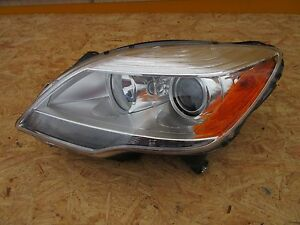 11 12 13 mercedes benz r class r350 front left headlight for Mercedes benz r350 accessories