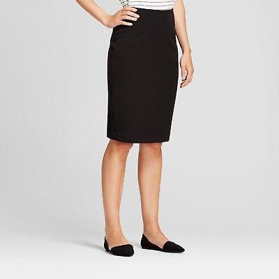 DKNY Womens Split Hem Belted Knee-Length Wrap Skirt BHFO 2033