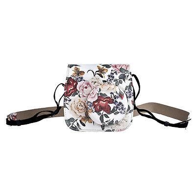 Instant Camera PU Leather Rose Shoulder Bag Case for Fujifilm Instax Mini8/Mini9