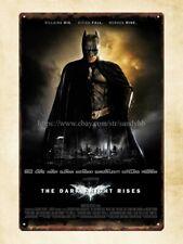 Batman Metal Signs Emblems The Dark Knight Rises Dart Batman v Superman Dart Toy