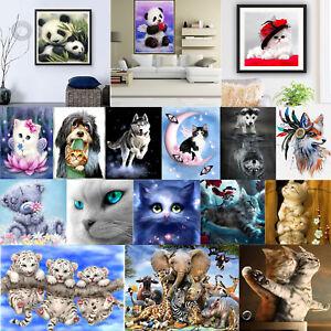 Cat-Dog-Animals-Diamond-Painting-DIY-Embroidery-Cross-Stitch-Kit-Home-Room-Decor