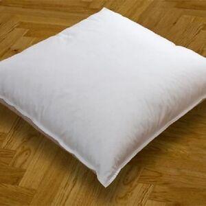 kopfkissen federn daunenkissen weiches baumwollgewebe sanftest tzkraft 80x80 neu 4039754141253. Black Bedroom Furniture Sets. Home Design Ideas