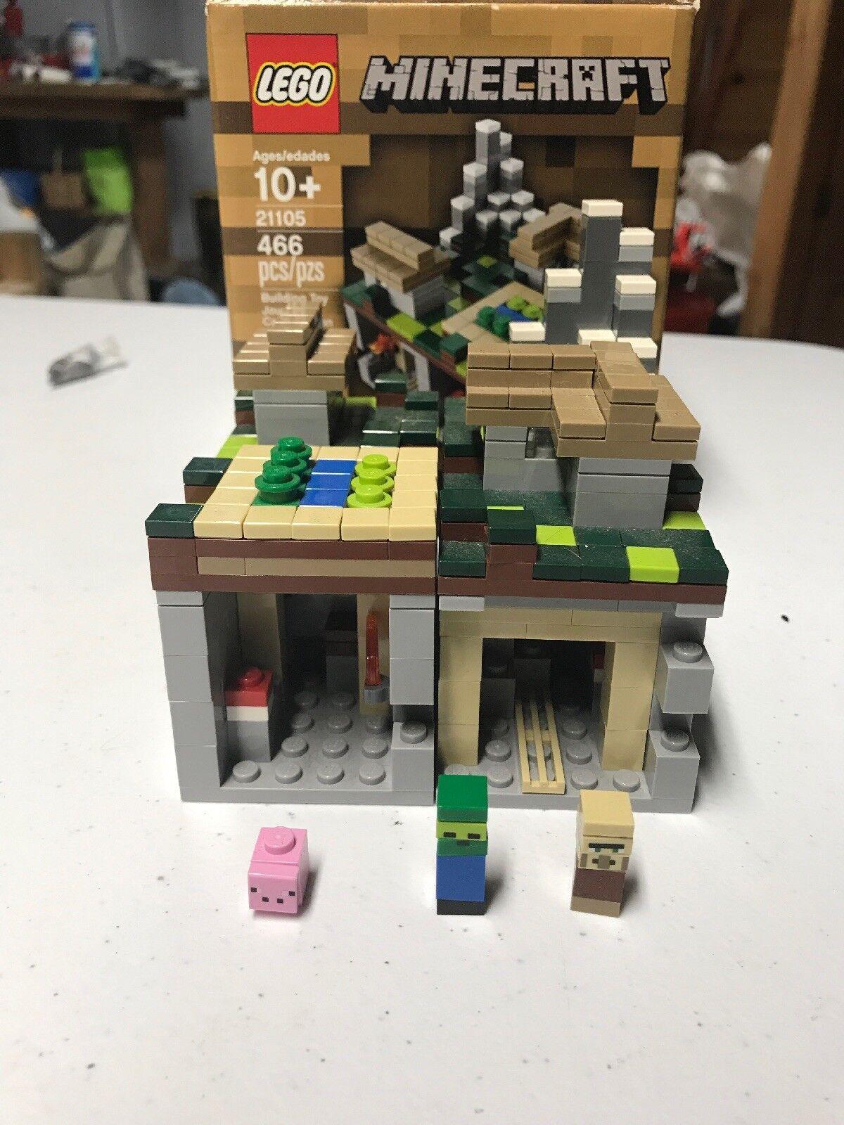 Lego Lego Lego Set 21105  The Village 4ec44b