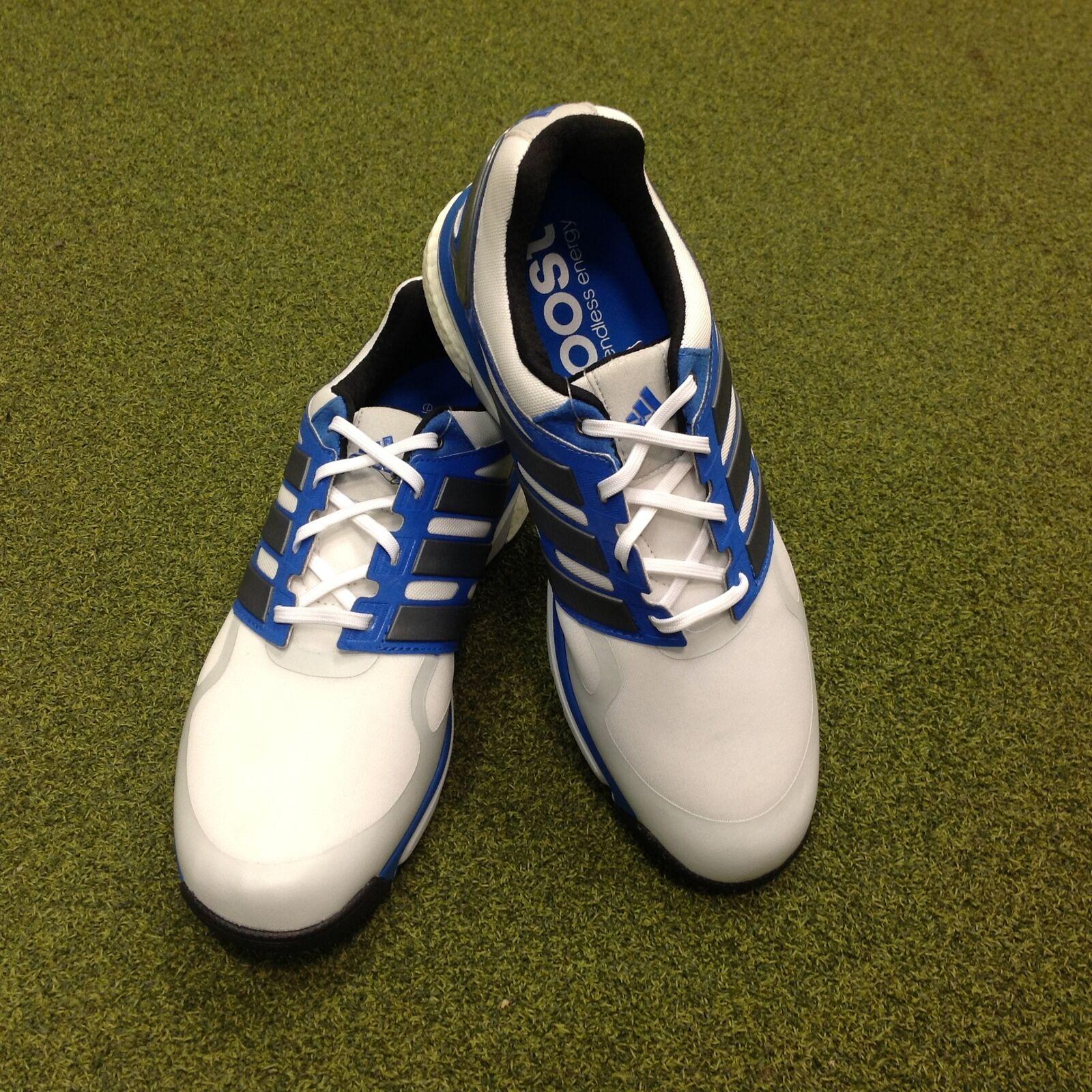 NUOVO Adidas Da Adipower Sport Boost Scarpe Da Adidas Golf-misure US 9-EU 42 2/3 d3794c
