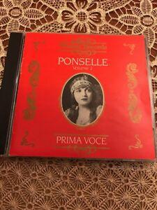 Rosa-Ponselle-Sopr-1918-1939-Prima-Voce-Ponselle-Vol-2