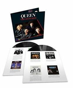 "Queen Greatest Hits Remastered 2 X 12"" 180g Vinyl LP Set 2016"