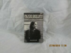 Alice Deejay - The Lonely One (Single Cassette Tape) FREE UK P&P