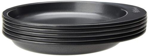 Wilton Easy Layer 6 inch Rainbow Colours Cake Baking Pan Set Non Stick Set of 5