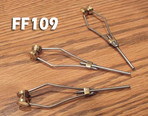 Set of 3 Mini MidgeThread Bobbins FF109