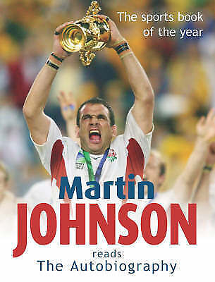 (good)-martin Johnson Autobiography (audio Cassette)-martin Johnson-0755313291 Bekwame Productie