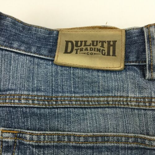 X Fly Size 5 34 Duluth Denim Zip Pocket Co Leg Straight Blue Trading Jeans qv0OwX1v