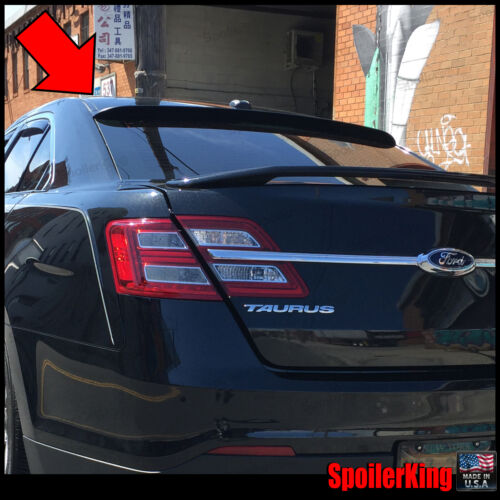 SpoilerKing #380R Rear Window Roof Spoiler Fits:Ford Taurus ALL MODELS 2011-on
