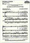Let Saints on Earth in Concert Sing by Oxford University Press (Sheet music, 2003)