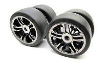 XO-1 TIRES Front/Rear (#6479 & # 6477) Set of 4 Wheels Tyres Traxxas #6407