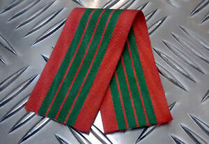 Genuine-Military-6-034-Medal-Ribbon-FRANCE-CROIX-DE-GUERRE-1939-1945-WW2-NEW