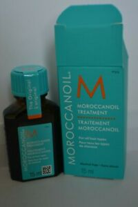 BNIB-Sealed-Moroccanoil-Treatment-for-all-hair-types-travel-size-25ml-RRP-13-45