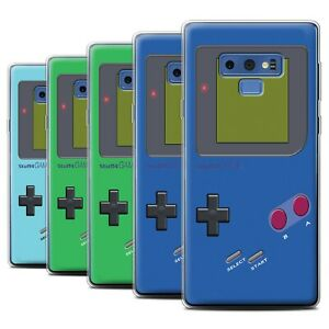 Gel-TPU-Case-for-Samsung-Galaxy-Note-9-N960-Video-Gamer-Gameboy