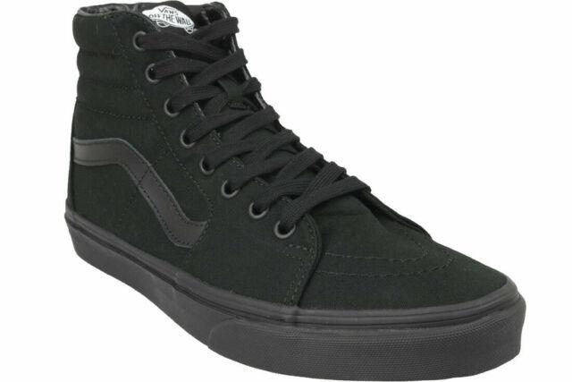 Vans SK8 HI High Top Sneaker Schwarz, EU 43