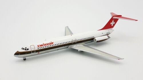 Pie Inflight 200 BDC9SR002 1//200 Swissair Mcdonnell Douglas DC-9-32 Hb-Ifv con