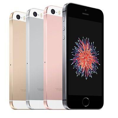 Apple iPhone SE 16GB - Factory Unlocked, USA Version, Apple Warranty, BRAND NEW