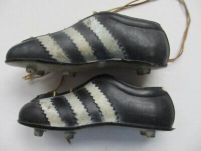 ADIDAS Miniatur Fussballschuh aus Leder 50er Jahre | eBay