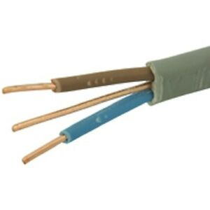Twin-and-Earth-Mains-Cable-Wire-2-5-mm-27A-per-Metre