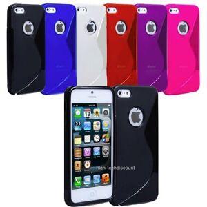 coque gel iphone 4