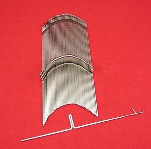 100x-KH970-Nadel-Brother-Strickmaschine-Knittingmachine-needles