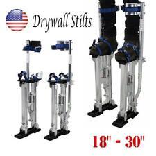 18 30 Inch Drywall Stilts Aluminum Tool Stilt Painter Taping Walking Finishing