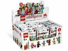 LEGO 8827 Series 6 Collectible Minifigures Complete Box of 60 NEW & SEALED