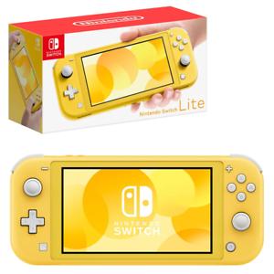 Nintendo-Switch-Lite-Yellow-Console-NEW