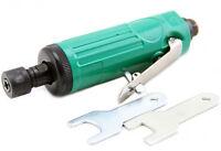 1/4 Air Die Grinder Straight Inline Pneumatic Ball Bearing Toolmaker Tools on sale