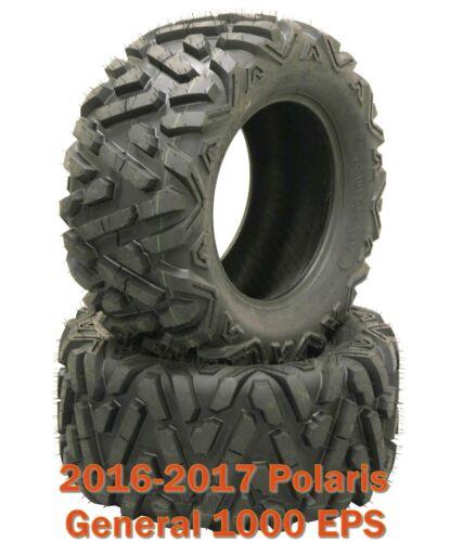27x9-14 ATV Front Tire Set for 16-17 Polaris General 1000 EPS Bighorn Style 2