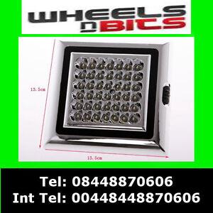 42 Led White Interior Light For Ford Transit Van Connect Swb Lwb Mwb Mini Bus 7435634489410 Ebay