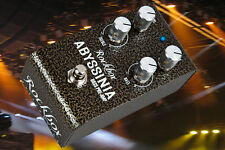 Rockbox Electronics - Abyssinia Bass Pre-Amp/Overdrive Pedal - Authorized Dealer