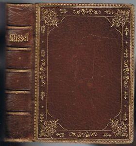 MISSEL-de-PALESTINE-n-110-Latin-Francais-approuve-par-BOGAERTS-Edit-Smyrne-1896