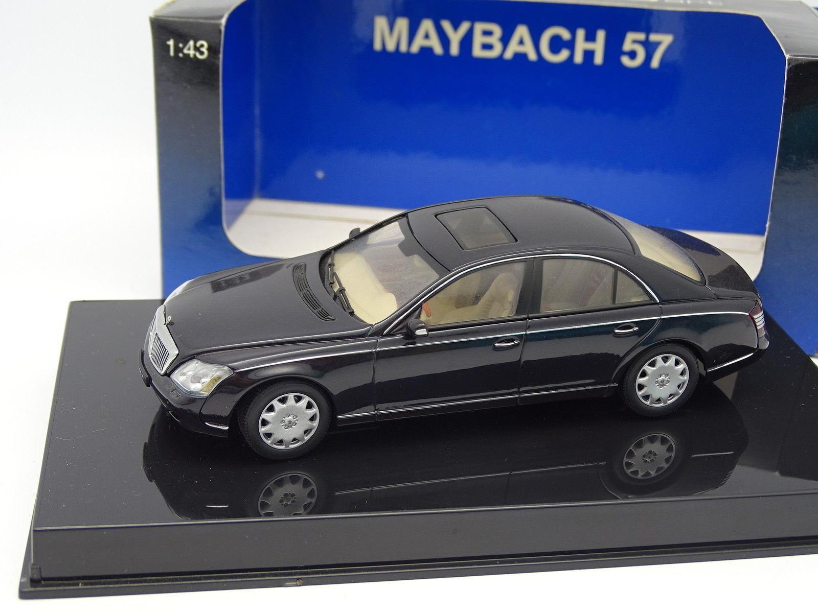 Auto Art 1 43 - Maybach 57 Negra