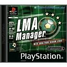 LMA Manager 2001 - Sony PlayStation PSONE Ps1 PAL
