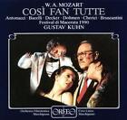 Cosi fan tutte-Dramma giocoso in due atti von Kuhn,Dohmen,O.Filarmonica Marchigiana,Antonacci (1991)