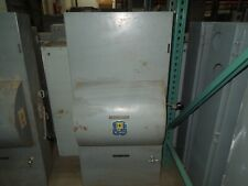 Square D 92346 600a 3ph 3p 600vac Double Throw Non Fused Manual Transfer Switch
