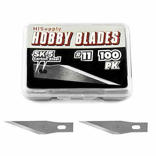 #11 Bulk Pack Blades for X-Acto Knives 100//Box